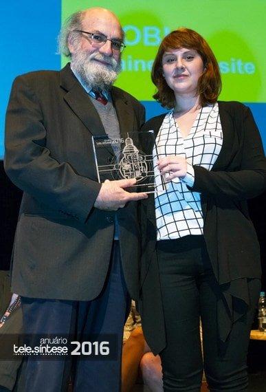 Cobli ganha prêmio de primeiro lugar da Tele.Síntese - Cobli: conheça nossa história