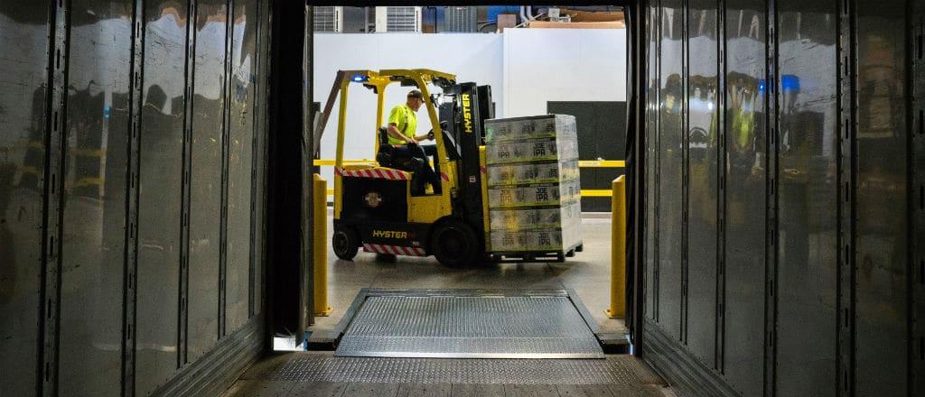 estoque reversa logistica - As boas práticas da logística reversa