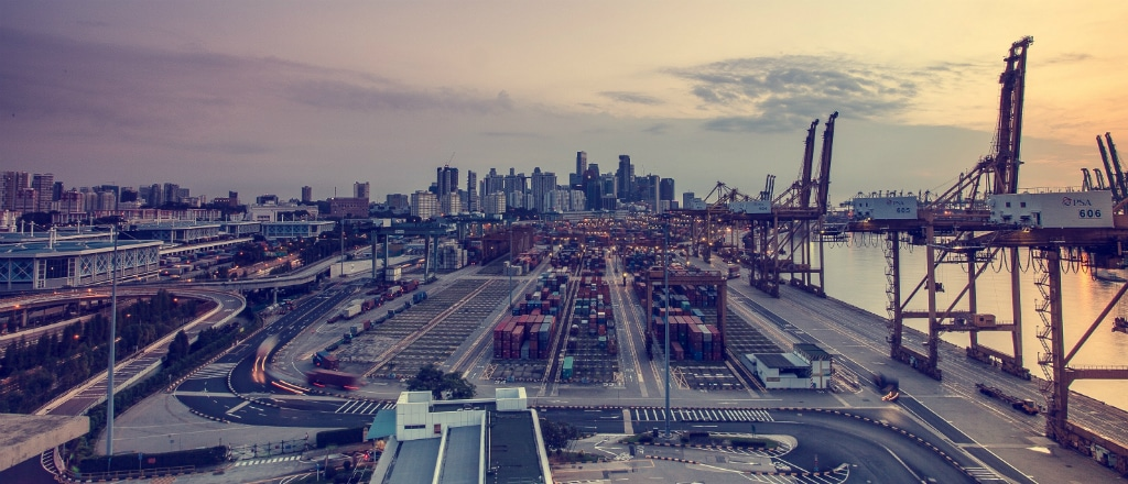 Rastreamento para os principais modais de transportes de cargas