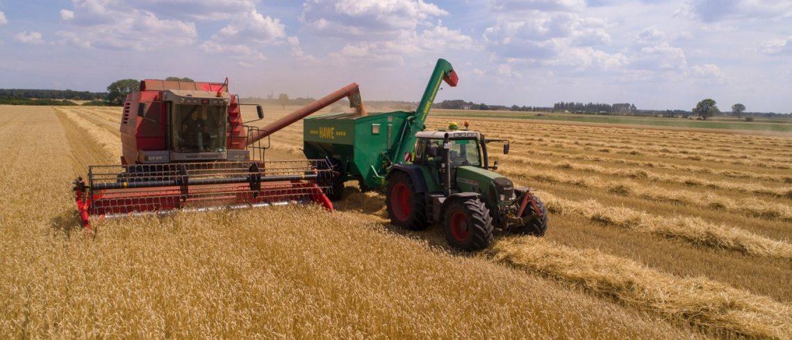 rastreamento na agricultura