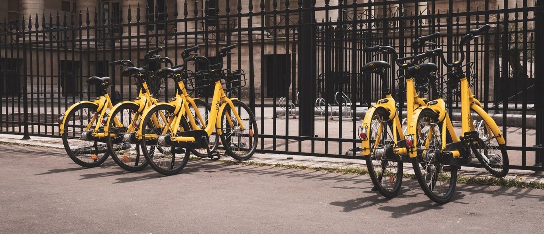 Bicicletas complementam a mobilidade urbana