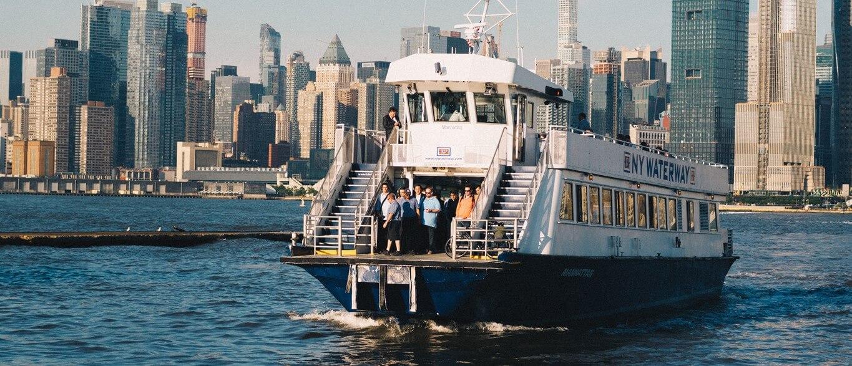 O transporte fluvial na mobilidade urbana