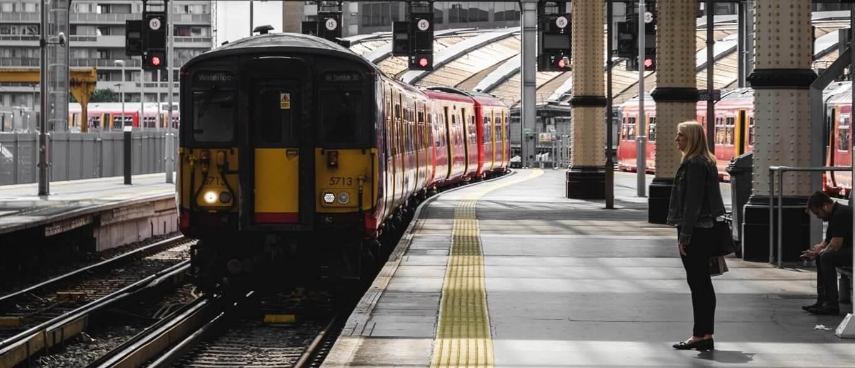 Mobilidade urbana inclui os trens.