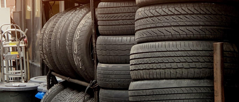 Controle de frota passa pelo cuidado com o pneu