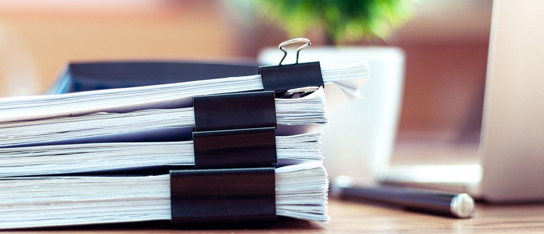Documentos para cte