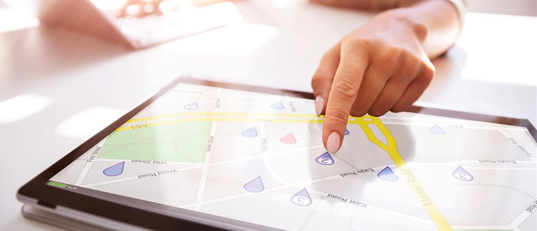 Plataforma de rastreamento é um recurso digital fundamental