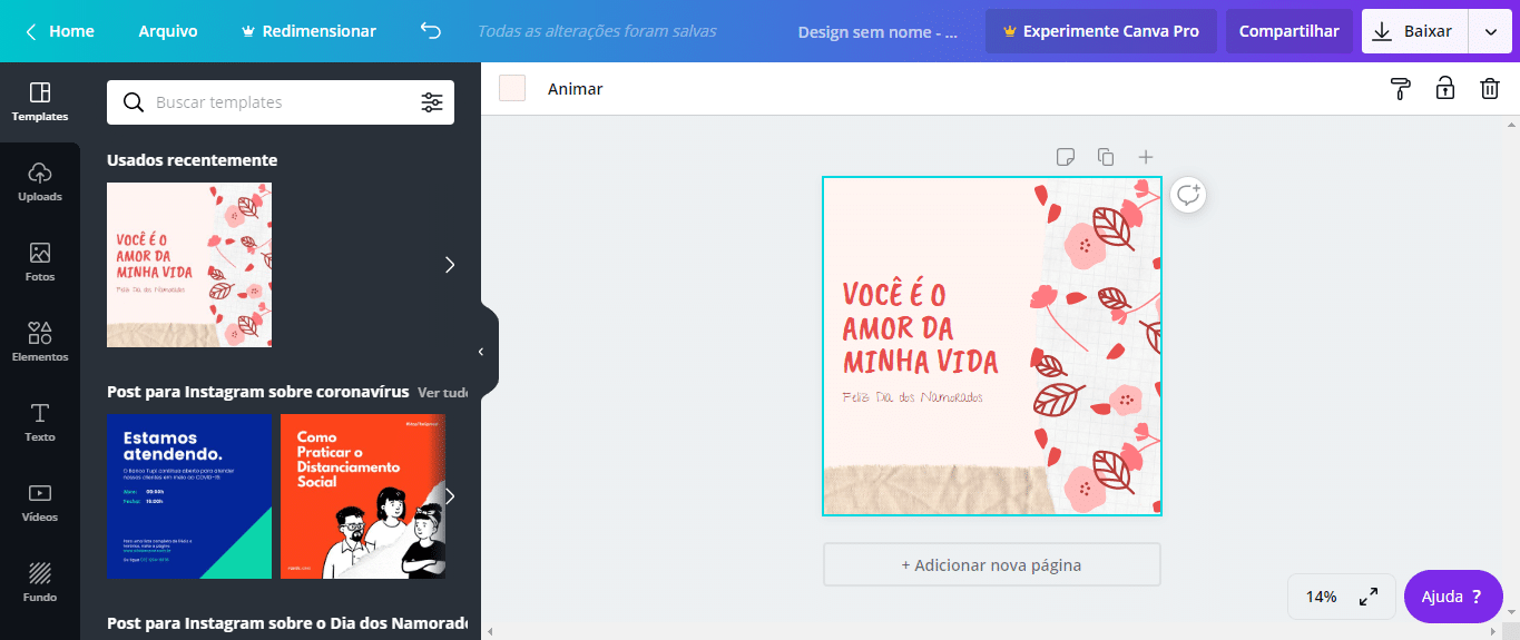 O software Canva