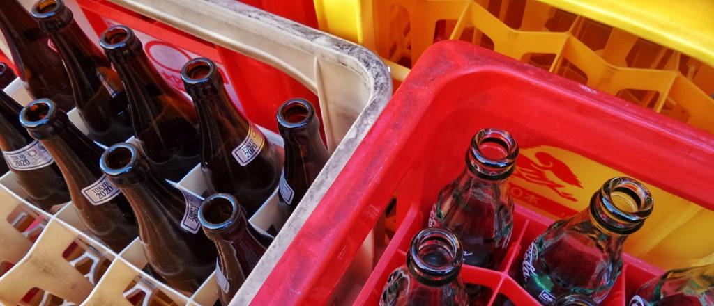 transporte de bebidas regras e cuidados