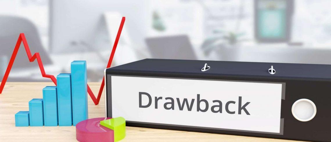 Drawback isenção