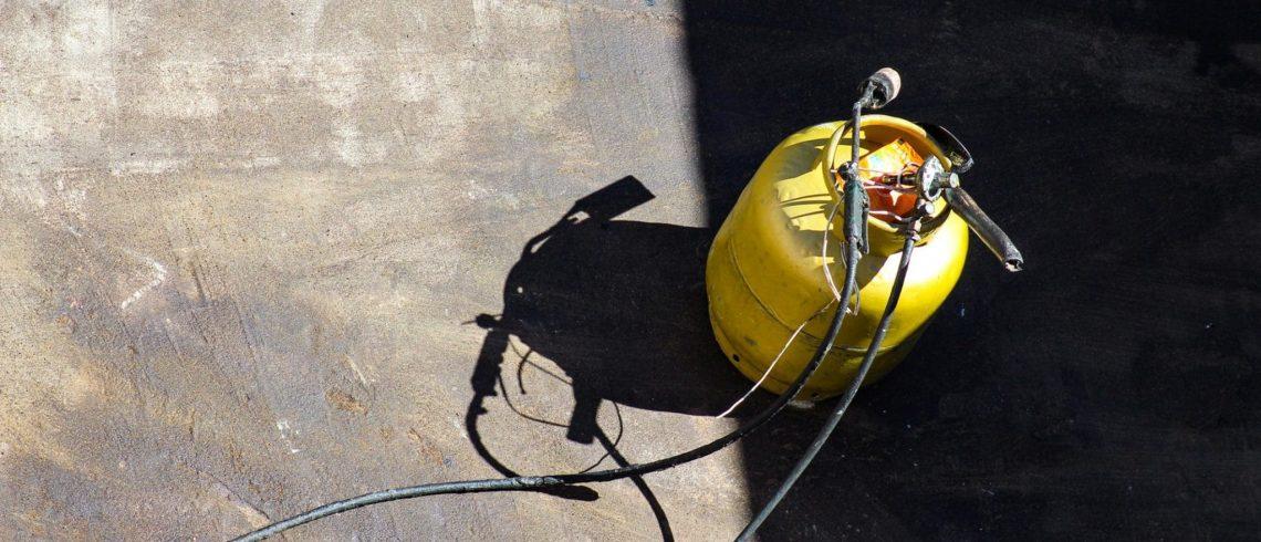 transporte de gases, transporte de botijão de gás