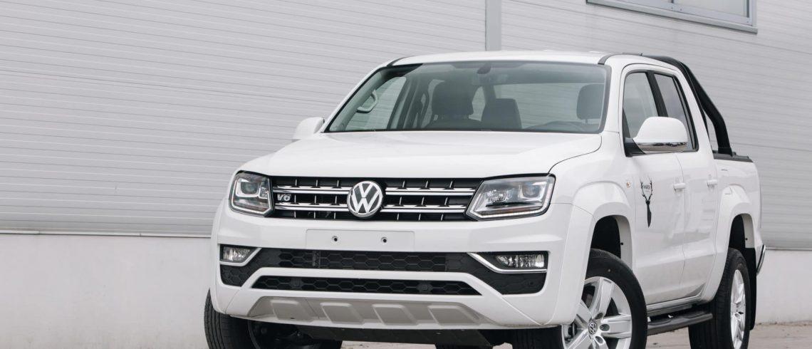 Volkswagen Amarok consumo
