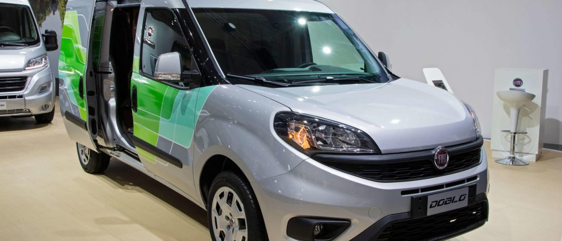 Consumo médio do Fiat Doblo